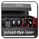 button pulsed dye laser 125